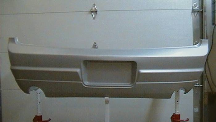 06 Foose Mustang rear bumper fascia