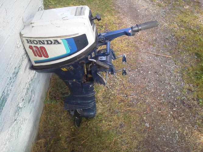 10 hp honda 4 stroke outboard