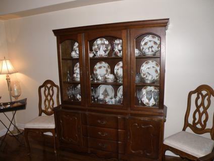 $1,000 OBO Solid Cherry Dining Room Set