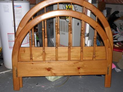 $1,000 OBO Solid Wood Double Bedroom Set