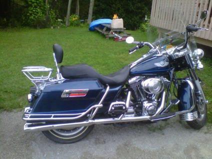 $10,000 2003 Harley-Davidson RoadKing, Anniversary Edition