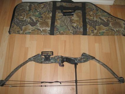 $100 25 lb compound bow