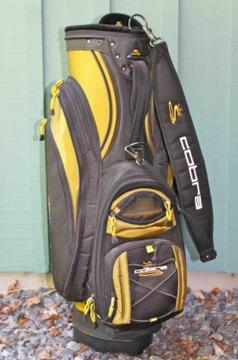 $125 OBO A new Cobra Club golf bag