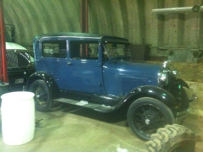 1929 ford model a 2 door sedan sedan for sale in dunnville
