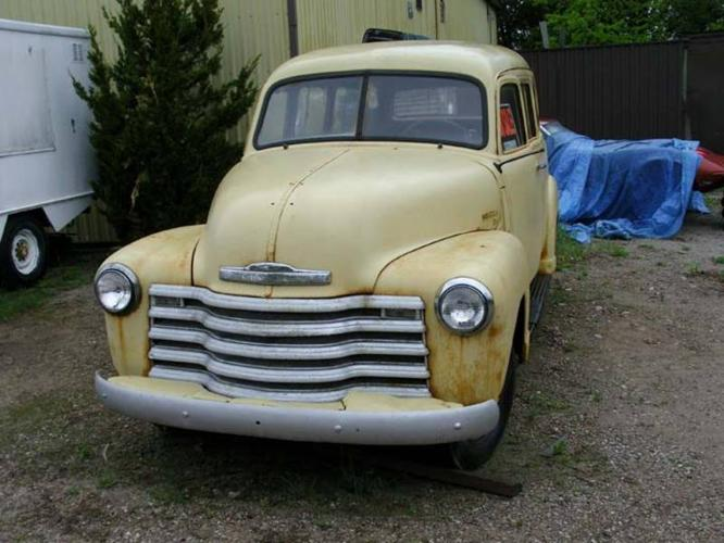 1950 Chevrolet Suburban