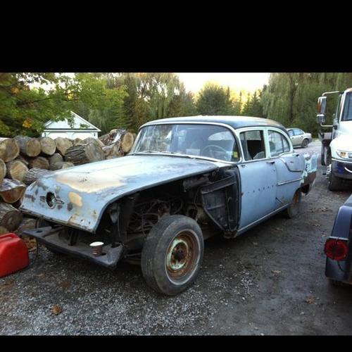 1955 oldsmobile 88 four door parts