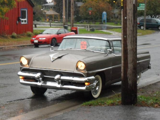 1956 Mercury Monarch For Sale In Hastings Ontario Ads
