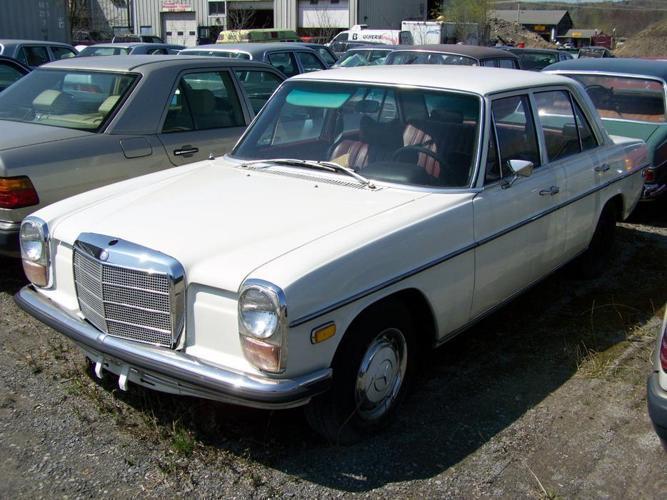 1962-1993 Mercedes-Benz Many various models