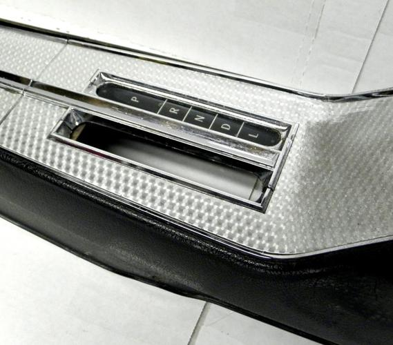 1963 64 65 66 67 Impala SS Chevy Console Auto Chevelle Pontiac CS