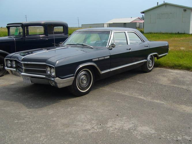 1965 buick lesabre blue cloth sedan for sale in new liskeard ontario