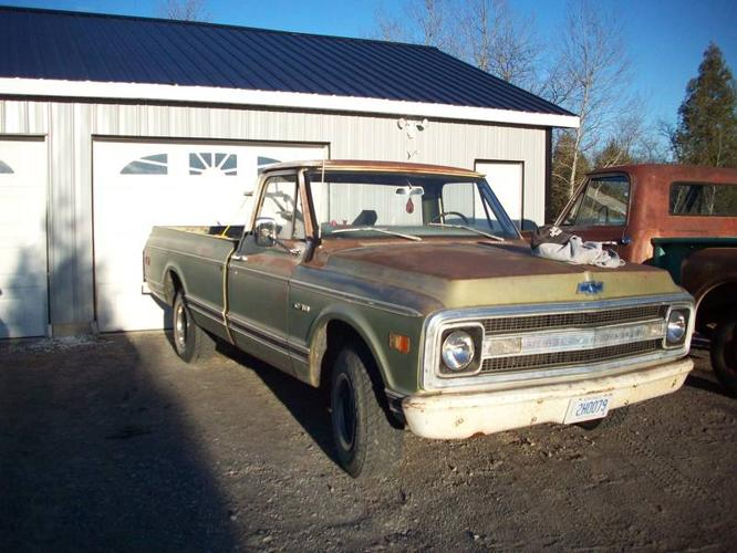 1969 Chevy Truck For Sale Ontario