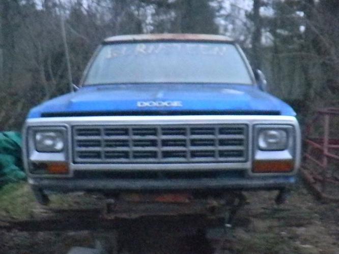 1972-83 Dodge Truck Parts