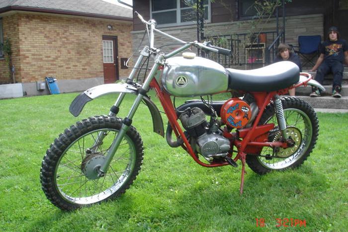 1973 100cc HODAKA DIRT SQUIRT