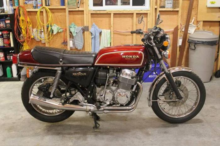 Honda Cb Motorcycles For Sale Ontario