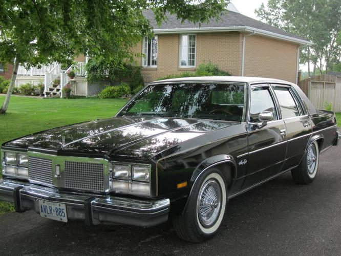 1977 Oldsmobile Ninety-Eight
