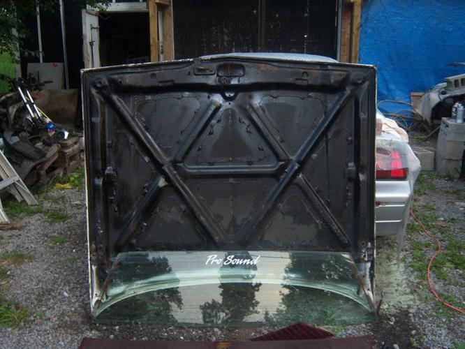 1979 oldsmobile cutlass supreme hood