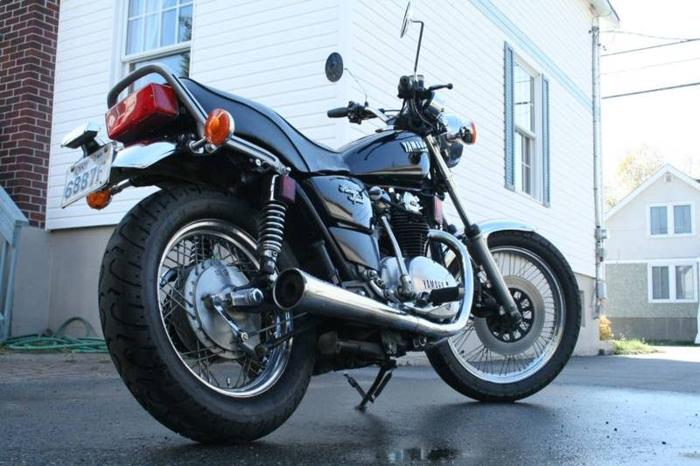 1983 yamaha xs650 twin heritage special for sale in levack ontario