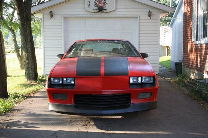 1986 chevrolet camaro z28 coupe for sale in trenton. Black Bedroom Furniture Sets. Home Design Ideas