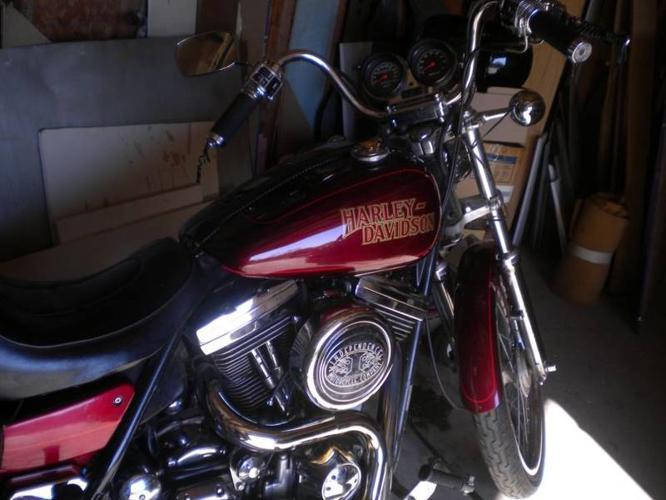1987 Harley-Davidson Dyna / FXR