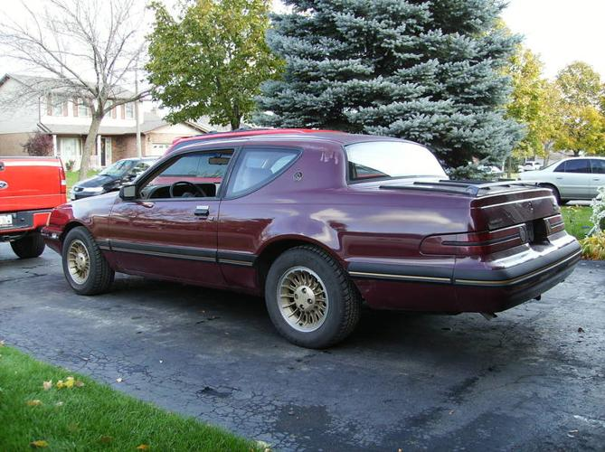 Nameplate History & Halloween Ready 1987-mercury-cougar-20th-anniversary-edition-coupe_3735541