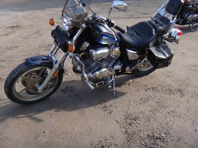 1987 Yamaha Virago