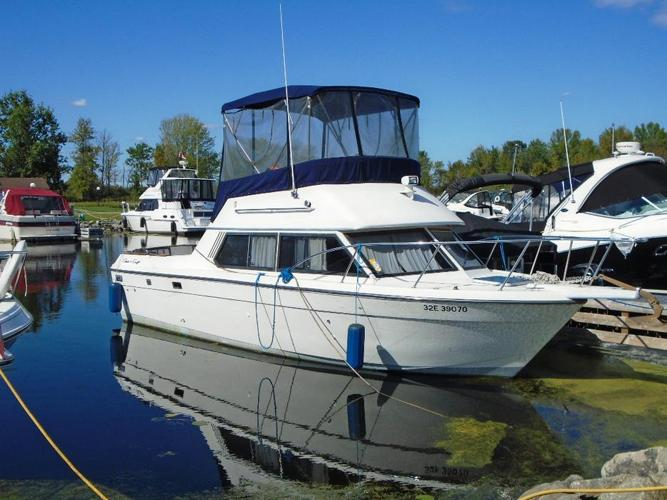 1989 Cris Craft 290 CATALINA SUNBRIDGE For Sale
