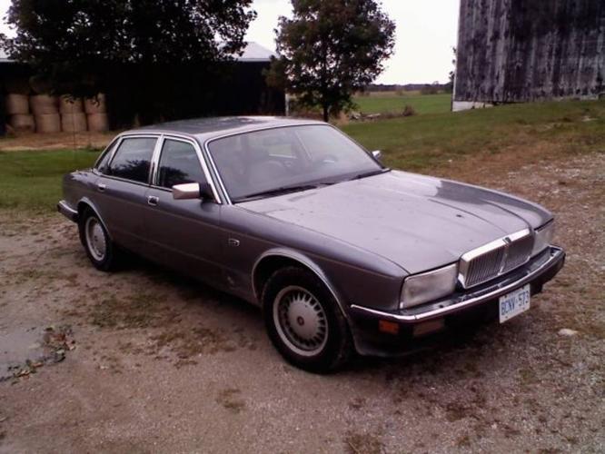 1989 Jaguar Xj6 Sovereign For Sale In Hanover Ontario