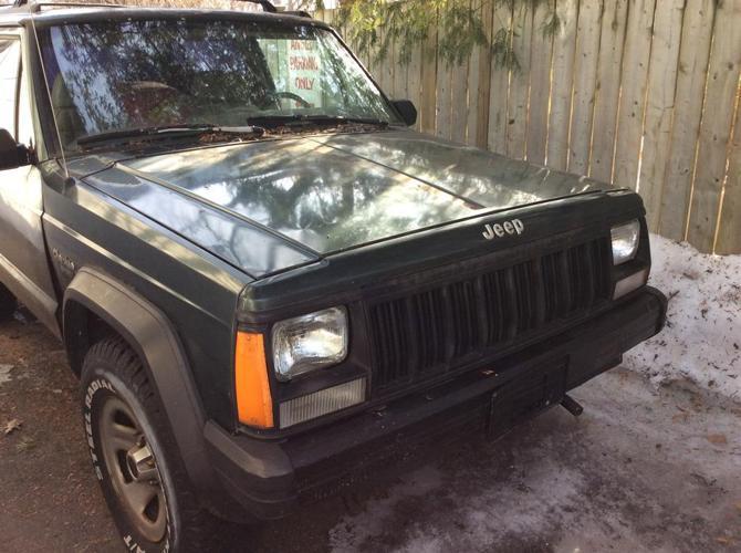 1990 & 1993 JEEP Cherokee parts