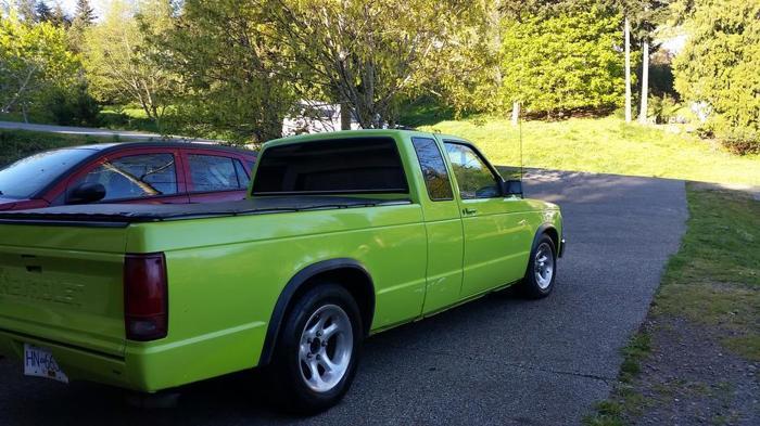1990 Chevy S10
