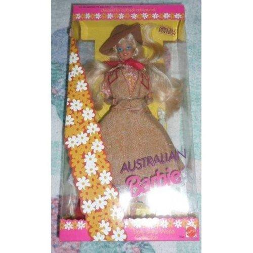 1992 AUSTRALIAN Barbie Doll ~Dolls of The World Collection