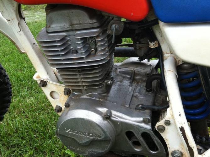 1993 Honda XR 100cc