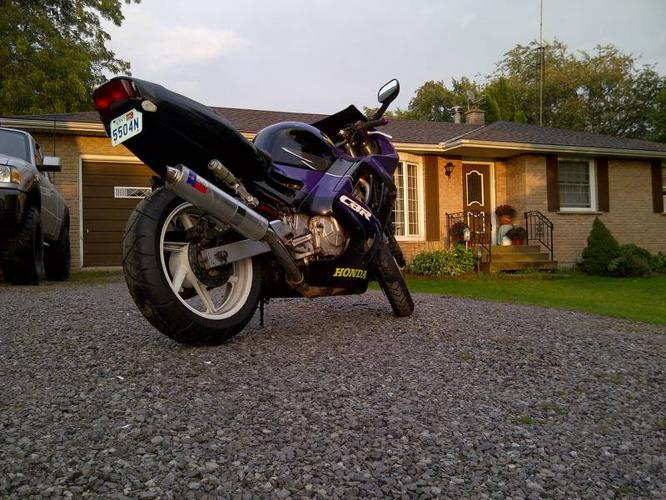 1994 Honda CBR 600 F2 Ready to ride