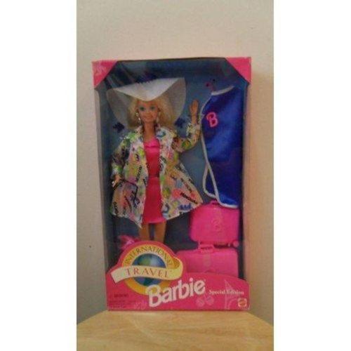 1994 INTERNATIONAL TRAVEL Barbie Doll