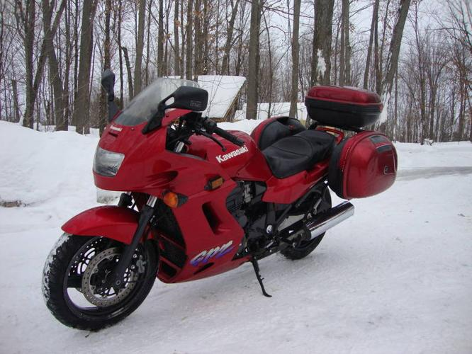 1995 Kawasaki Ninja