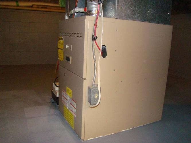 1996 coleman evcon bgu10016a 100 000 btu forced air gas for How to choose a gas furnace