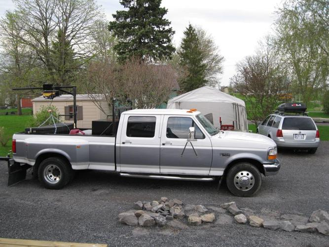 1996 FORD F-350 XLT 7.3 POWER STROKE DIESEL TRUCK
