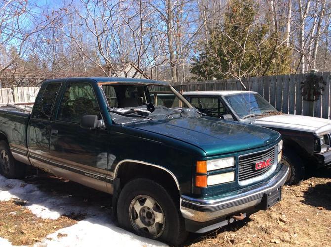 1998 GMC Sierra 4x4 Z71 1500 off-road Truck parts