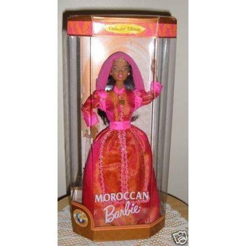1998 MOROCCAN BARBIE Doll-Dolls Of The World
