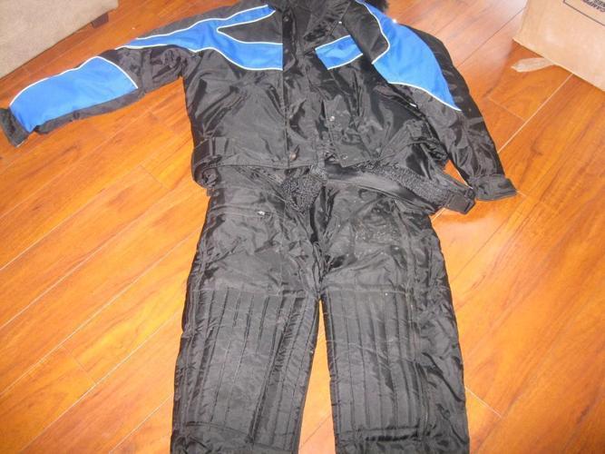 2 - 2piece snowsuits ($75 each)