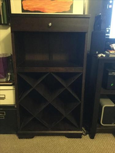 2 Bar/ wine racks