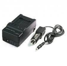 2 in 1(Wall & Car) charger for FUJI NP50 NP-50 Battery