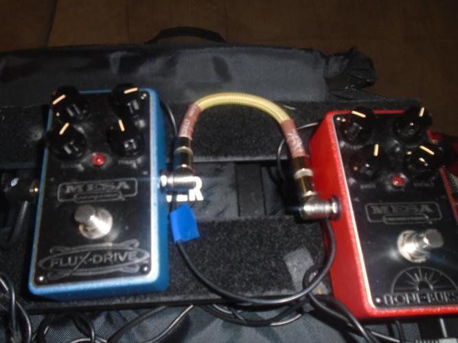 2 Mesa Boogie Stomp Boxes