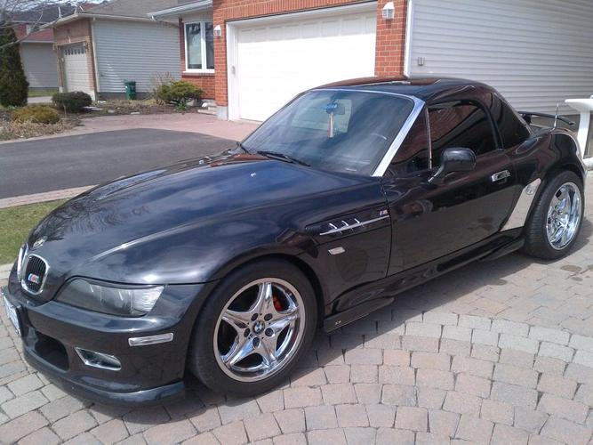 2000 BMW Z3 M ROADSTER SUPERCHARGED