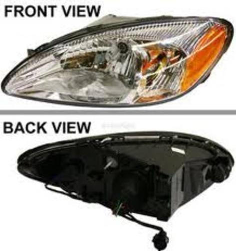 2000 Ford Taurus Left And Right side headlamps (NEW PARTS)