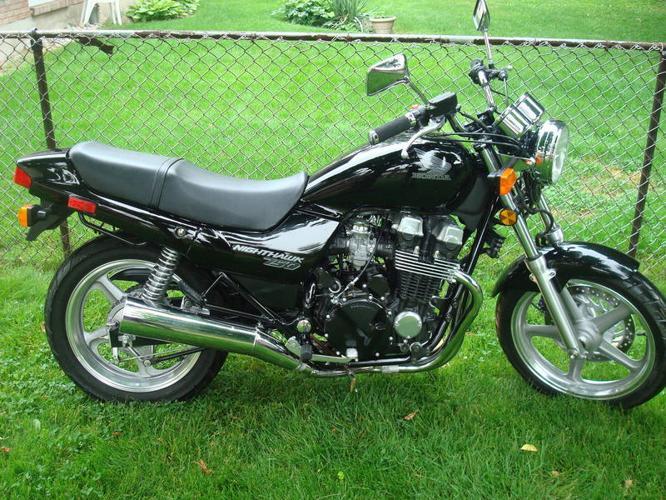 2001 Honda Nighthawk CB750