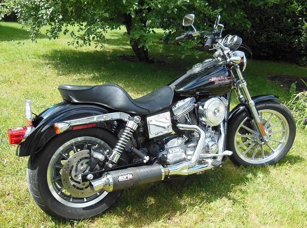 2002 Harley SuperGlide