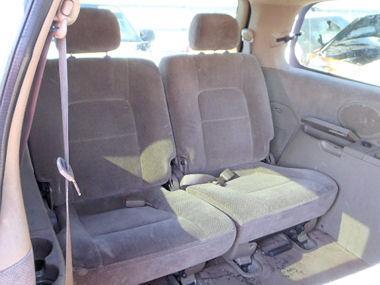 2002 Kia Sedona Seats (2)
