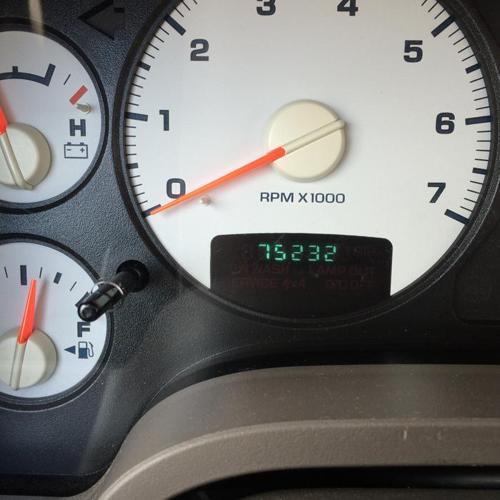2003 Dodge 1500 SLT