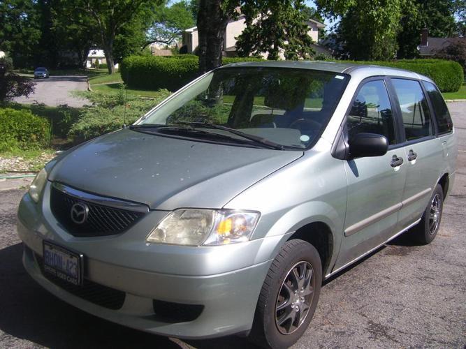 2003 Mazda MPV DX  Van For Sale