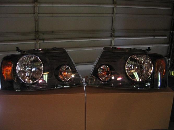 2004-08 Ford F150 Headlights